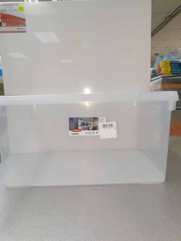 HEGA BOX 90L (nr15) OP WIELTJES (70x43xH39cm)