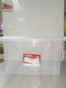 HEGA BOX (nr3) ca 48,7x39x26,4cm