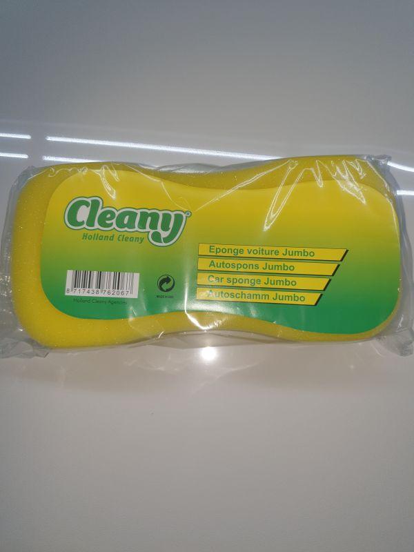 1x Cleany jumbo autospons