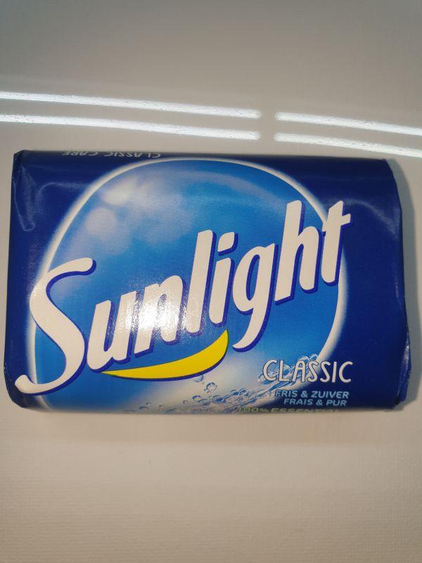 Sunlight 125g brok zeep