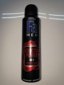 DEO FA MEN SEDUCTION POWER 150ml