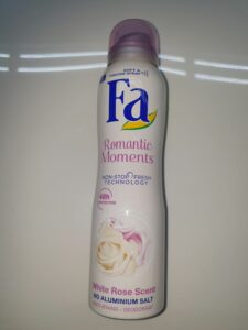 DEO FA ROMANTIC MOMENTS 150ml