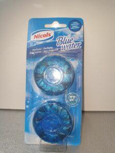 2x 50g NICOLS BLUE WATER (stortbak)