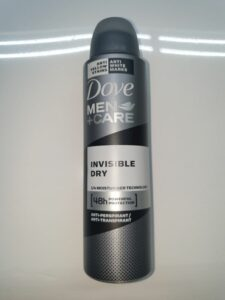 DEO DOVE MEN+CARE INVISIBLE DRY 150ml
