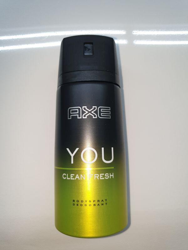 DEO AXE YOU CLEAN FRESH 150ml