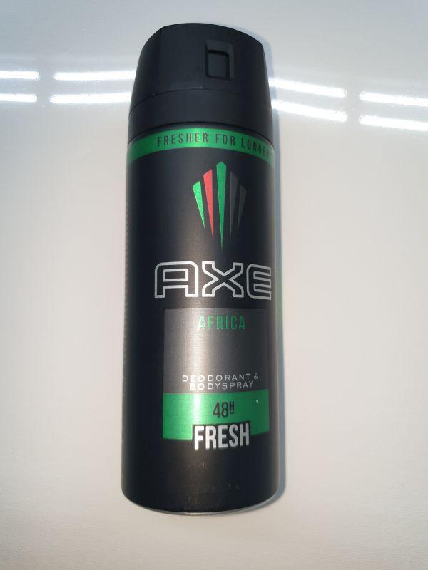 DEO AXE AFRICA FRESH 150ml