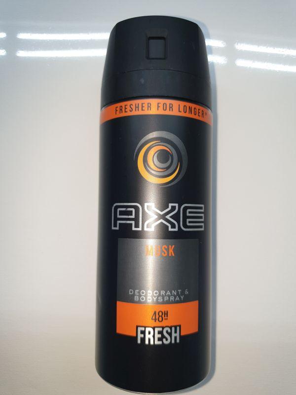 DEO AXE MUSK FRESH 150ml