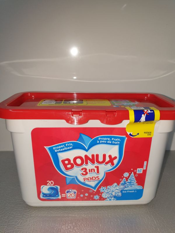 Bonux 496g=20d